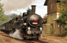 Příležitost svézt se historickým vlakem Posázavský pacifik