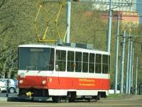 Mimořádná jízda tramvaje Tatra (T5B6)