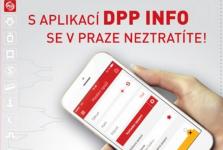 Jízdní řády v movilní aplikaci DPP INFO