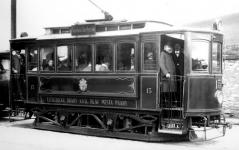 1891 vyjela v Praze první elektrická tramvaj