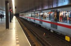 Stanice metra Vyšehrad měla být tramvajová zastávka