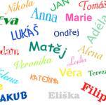 Žebříček popularity dětských jmen vede Jakub a Eliška