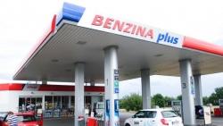 Benzina provozuje na Slovensku již 6 čerpacích stanic