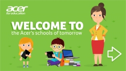 Acer for Education obnovuje program Innovative School 2020
