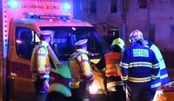 V Praze došlo k nehodě tramvaje s chodcem
