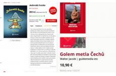 Knihkupectví Megaknihy nabízelo nacistickou knihu pro děti