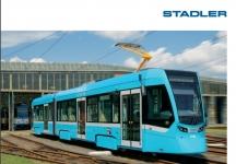 Společnost Stadler Rail dodá do německého města Jena 24 nových tramvají