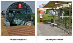Zastávky Pražské integrované dopravy Praha