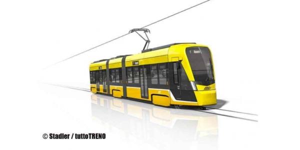 Stadler dodá 80 tramvajových linek do Milána