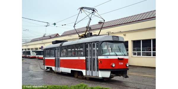 Řízení tramvaje jako brigáda pro studenty