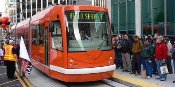 Inekon dodá tramvaje do amerického Seattlu