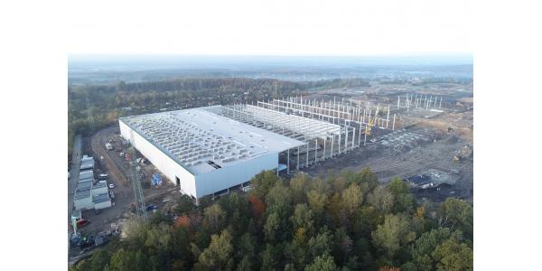 Významná investice Raben Group v regionu Slezska