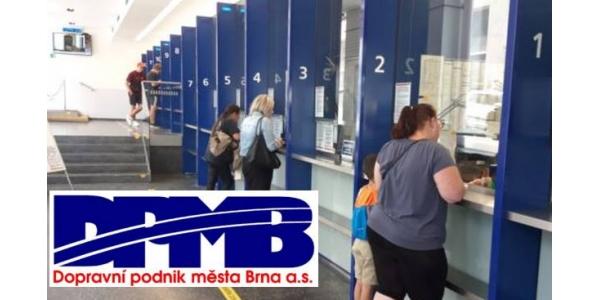 Posílený provoz na přepážkách DPMB