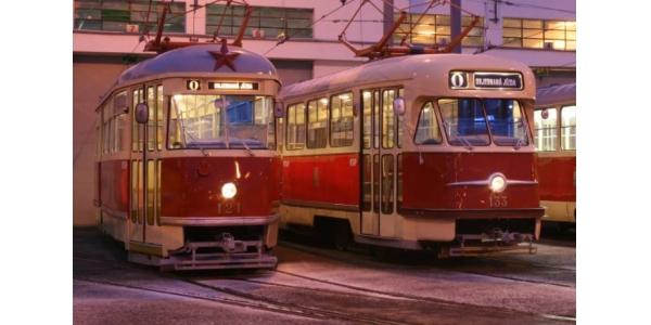Oslavy výročí tramvajových tratí v Plzni