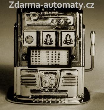 fotografie výherní automaty jednoruký bandita