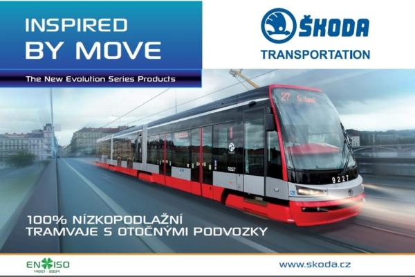 Prospekt tramvaje Forcity