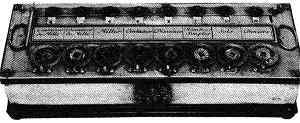 Pascalův počítací stroj