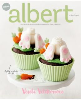 Magazín Albert v kuchyni březen 2016