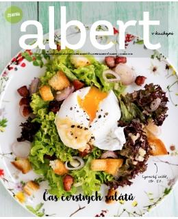 Magazín Albert v kuchyni duben 2016