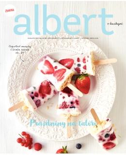 Magazín Albert v kuchyni červenec - srpen 2016