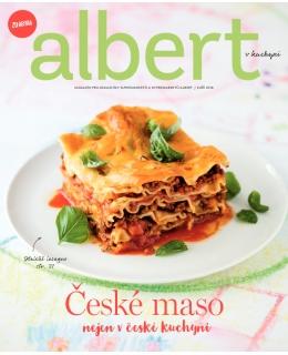 Magazín Albert v kuchyni září 2016