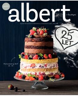 Magazín Albert v kuchyni říjen 2016