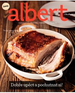 Magazín Albert v kuchyni listopad 2016