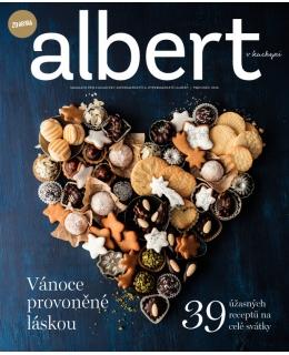 Magazín Albert v kuchyni prosinec 2016