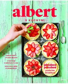 Magazín Albert v kuchyni květen - červen 2017