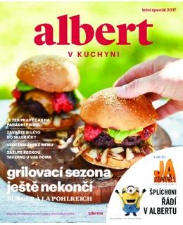 Magazín Albert v kuchyni letní speciál 2017