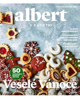 Magazín Albert v kuchyni vánoční speciál 2017