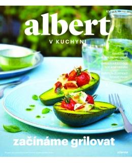 Magazín Albert v kuchyni květen 2018