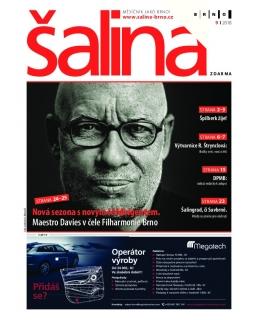 Šalina 9/2018
